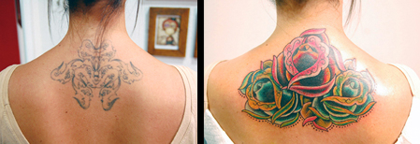 Cover Up Tattoo Tips Studio 21 Tattoo