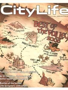 CityLife06'CvrBestOf