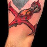 cowboy bebop tattoo