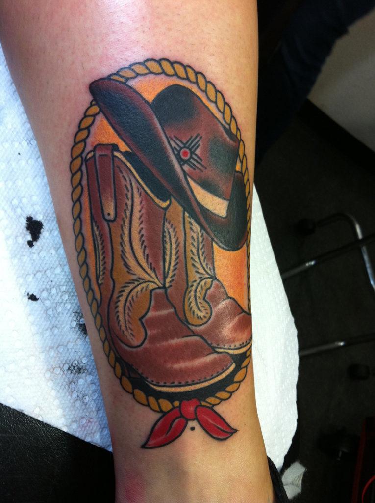 Austin - Studio 21 Tattoo