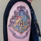 family crest tattoo