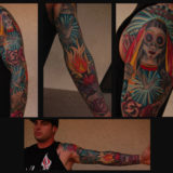 mother of mary sleeve