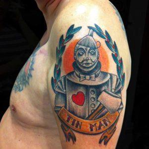 tinman tattoo
