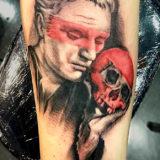 hamlet tattoo