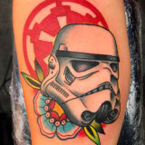 star wars trooper tattoo