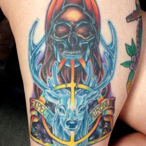 expecto tattoo