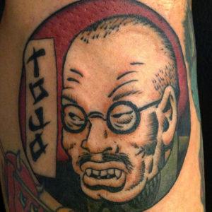 tojo tattoo