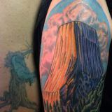 devils tower tattoo
