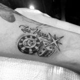 las vegas souvenir tattoo