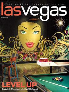 lasvegas magazine - austin spencer murals