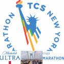 Multi color logo for the Michelob Ultra Marathon