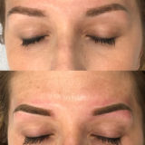 PM brow touch up