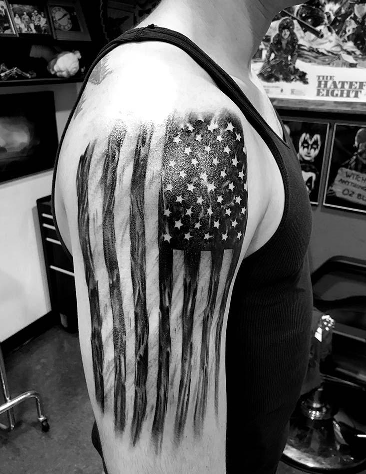 Travis Studio 21 Tattoo