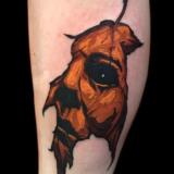 halloween jason tattoo