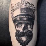 pirate skull-das