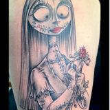 sally tattoo