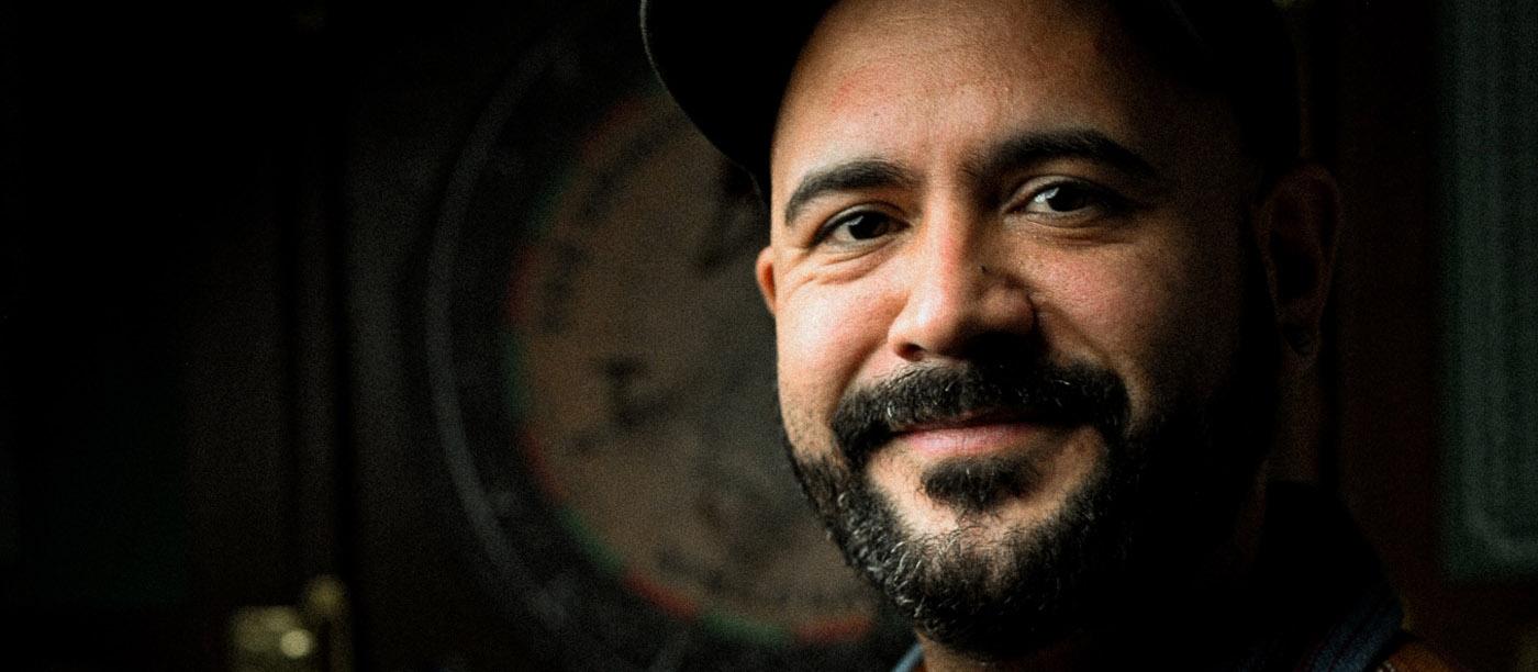 Alex Moreno tattoo artist