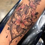 mandala plumara tattoo