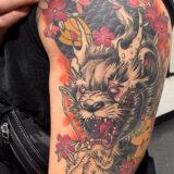 panda dragon tattoo